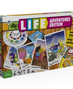 Hasbro The Game of Life: Adventures Edition