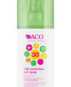 ACO Kids High Protection Sun Spray SPF30 125ml