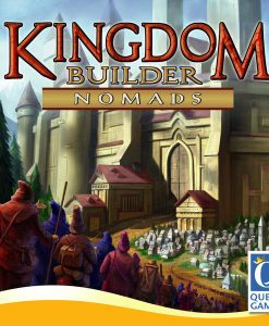 Queen Games Kingdom Builder: Nomads (exp.)