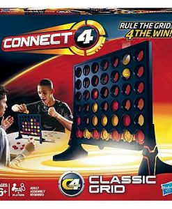 Hasbro Connect 4: Classic Grid