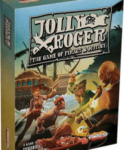 Jolly Roger Games: The Game of Piracy & Mutiny