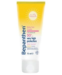 Bepanthen Baby Sun Cream SPF50+ 75ml