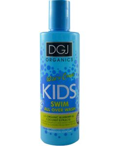 DGJ Organics Wild'n'crazy Kids Swim Head to Toe Wash 250ml