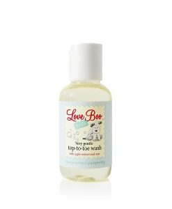 Love Boo Baby Very Gentle Top-To-Toe Wash 250ml
