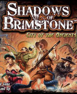 Flying Frog Production Shadows of Brimstone: City of the Ancients