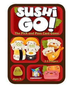 Adventureland Games Sushi Go!