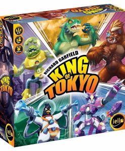 Iello King of Tokyo (2nd Edition)