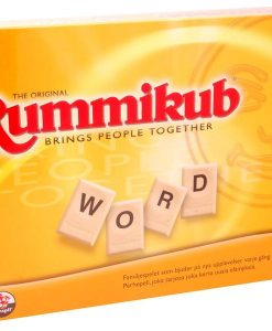 Dan-Spil Rummikub: Ord