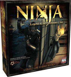 Alderac Entertainment Group Ninja: Legend of the Scorpion Clan