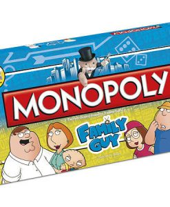 Winning Moves Monopoly: Family Guy