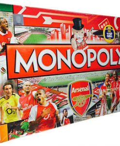 Winning Moves Monopoly: Arsenal FC