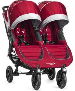 Baby Jogger City Mini Double GT (Sittvagn för 2)