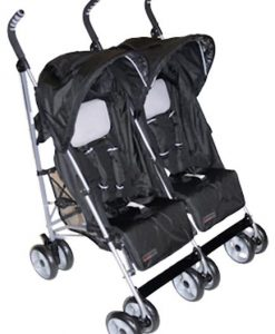 Basson Baby Travel Twin (Sulky för 2)