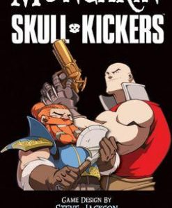 Steve Jackson Games Munchkin: Skull Kickers (exp.)