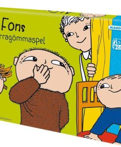 Egmont Kärnan Alfons: Kurragömmaspel