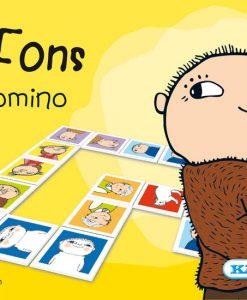 Egmont Kärnan Domino: Alfons