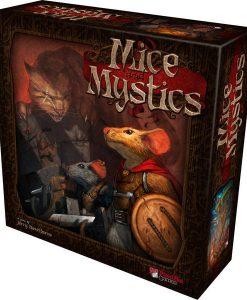 Plaid Hat Games Mice & Mystics