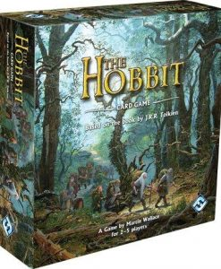 Fantasy Flight Games The Hobbit – Kortspel