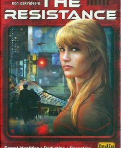 Indie The Resistance (2nd Edition)