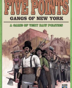 Mayfair Games Five Points: Gangs of New York
