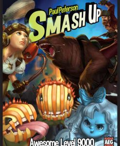 Alderac Entertainment Group Smash Up: Awesome Level 9000 (exp.)