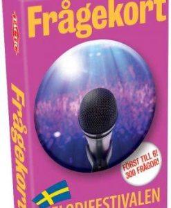 Tactic Frågekort: Melodifestivalen