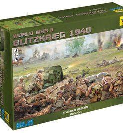 Zvezda World War II: Blitzkrieg 1940