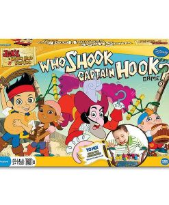 Wonder Forge Jake and the Never Land Pirates: Who Shook Hook?