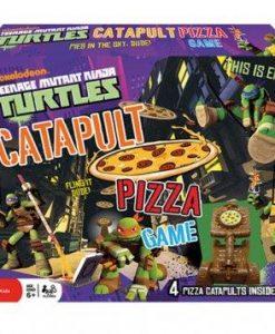 Nickelodeon Games Teenage Mutant Ninja Turtles: Catapult Pizza