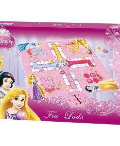 Egmont Kärnan Disney Princess Fia Med Knuff