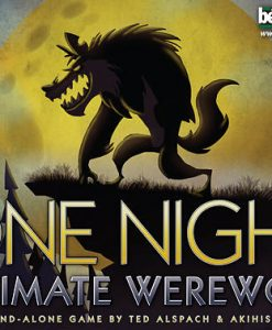 Bezier Games One Night: Ultimate Werewolf