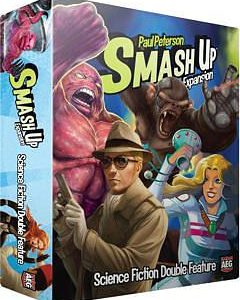 Alderac Entertainment Group Smash Up: Science Fiction Double Feature (exp.)