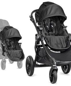Baby Jogger City Select (Sittvagn för 2)