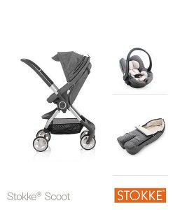 Stokke Scoot (Travel System)
