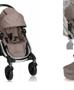 Baby Jogger City Select (Duo/Kombi för 2)