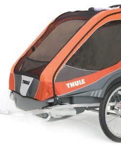 Thule Chariot Captain 2 (Joggingvagn för 2)
