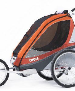 Thule Chariot Corsaire 2 (Joggingvagn för 2)