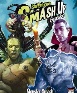 Alderac Entertainment Group Smash Up: Monster Smash (exp.)