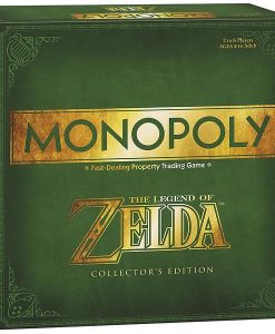 USAopoly Monopoly: The Legend of Zelda