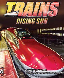 Alderac Entertainment Group Trains: Rising Sun