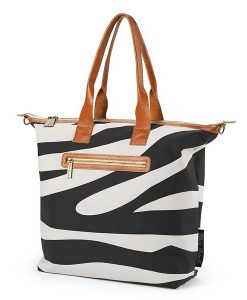 Elodie Details Zebra Sunshine Diaper Bag