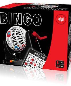 Alga Bingo