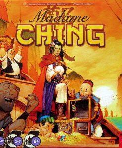 Hurrican Madame Ching