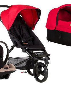 Mountain Buggy Mini 3in1 (Travel System)