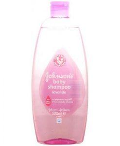 Johnson & Johnson Relaxing Baby Shampoo 500ml
