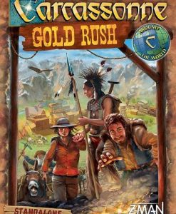 Z-Man Games Carcassonne: Gold Rush