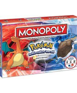 USAopoly Monopoly: Pokemon Kanto