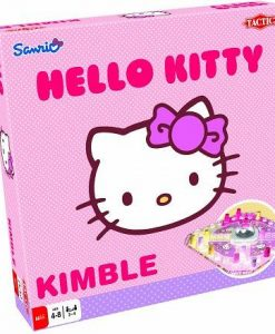 Tactic Kimble: Hello Kitty