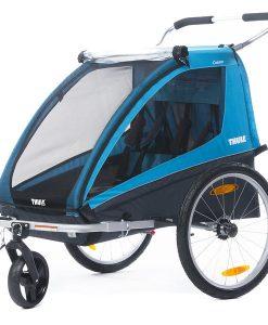 Thule Coaster XT (Joggingvagn för 2)