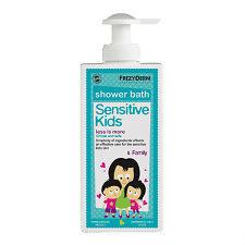 Frezyderm Sensitive Kids Shower Bath 200ml
